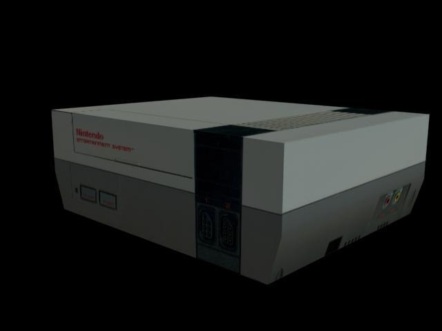 3d max nintendo entertainment