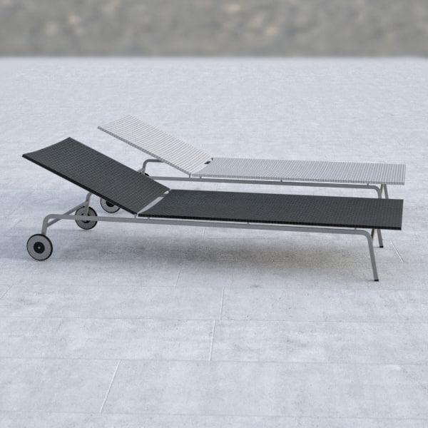 roberti samba 3d model
