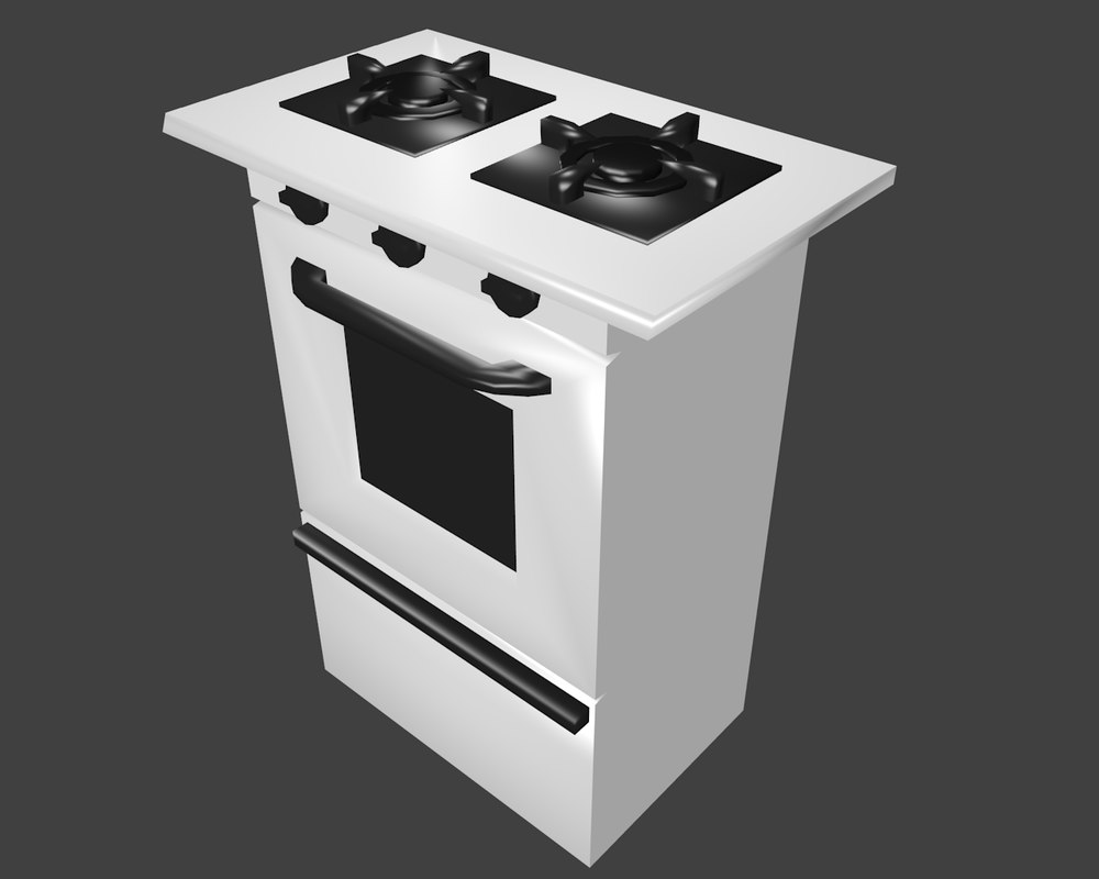 3ds gas-stove