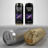 Beer energy drink can 330 ml new
