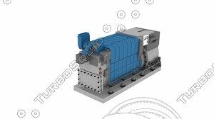 generator ship jenratör max