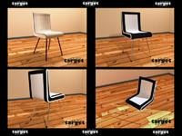 Chair_005_TARGET3D