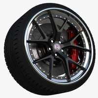 Wheel HRE S101
