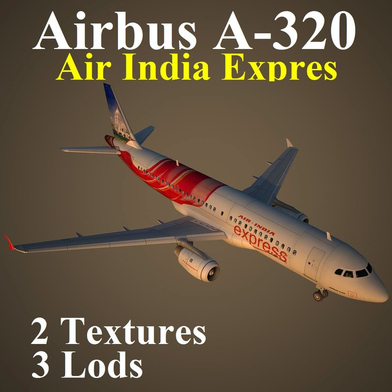 airbus axb 3d model