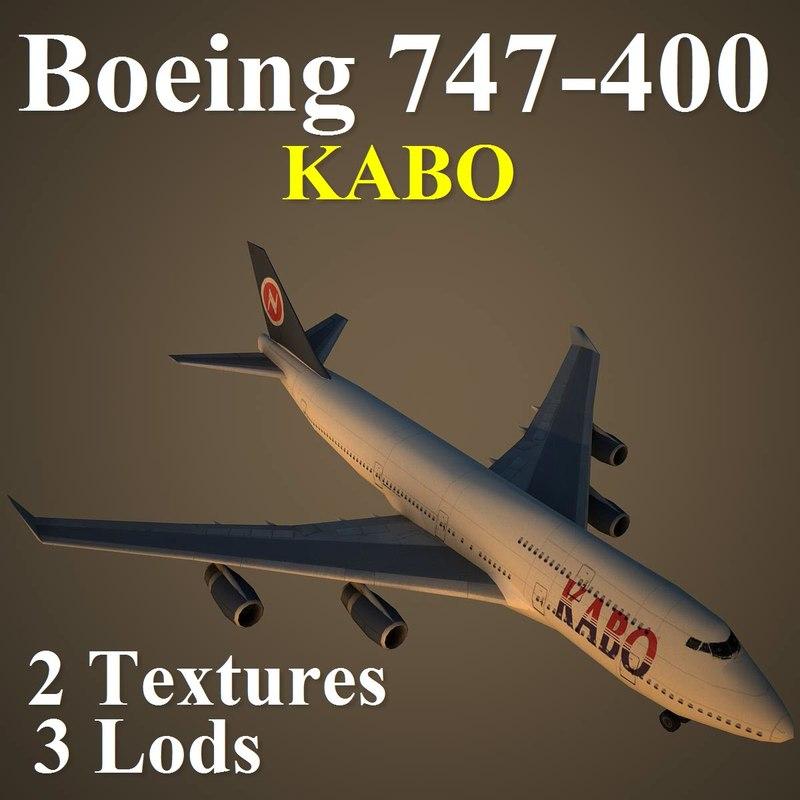 boeing 747-400 qnk max