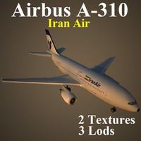 x airbus ira airliner
