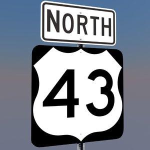 c4d u s highway 43