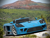 Saleen S7 std mat