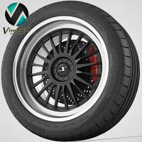 Wheel Schmidt CC