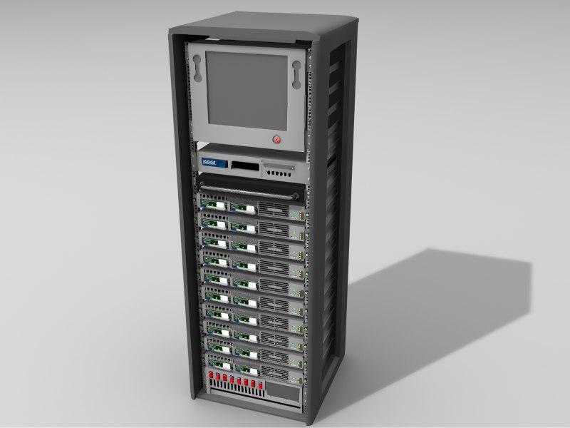 obj server tower