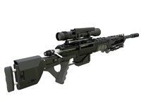 3ds max rifle s1