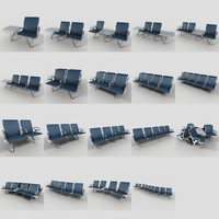 Airport Seating Set