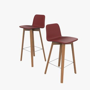 maverick kff stool 3d model