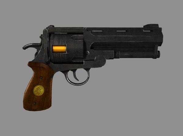 3d gun samaritan model