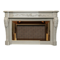 Neoclassicism fireplace Louis XVI