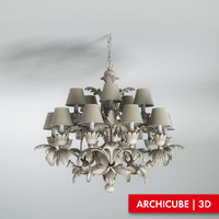 Cellini Art.1245/P Chandelier