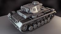 max panzer 3 tank