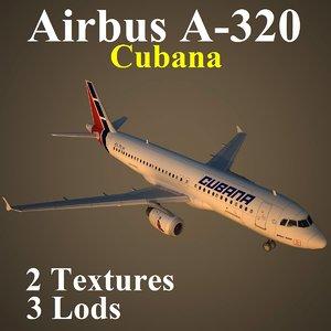 max airbus cub airliner