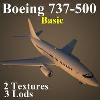 B735 Basic