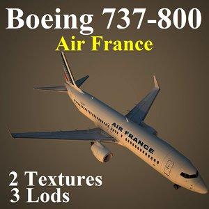boeing 737-800 afr max
