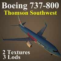 boeing 737-800 tom max