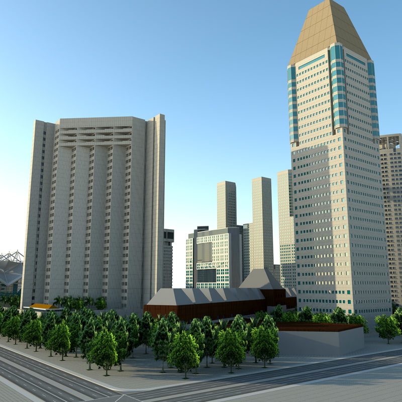 Singapore Suntec City