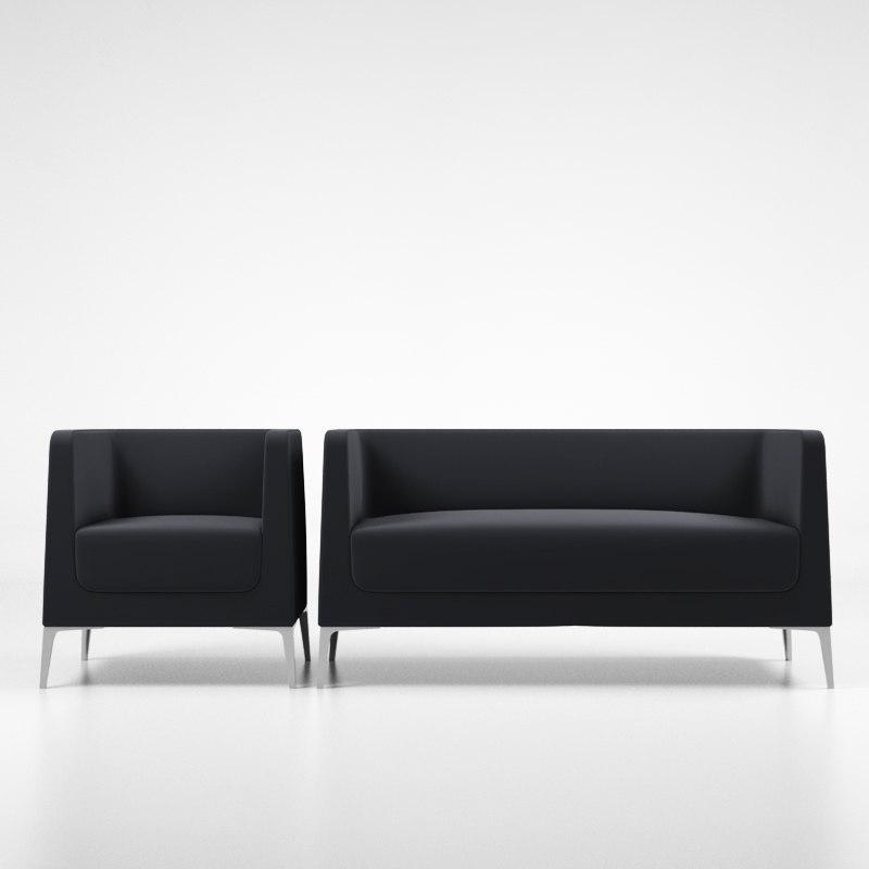 max segis delta sofa chair