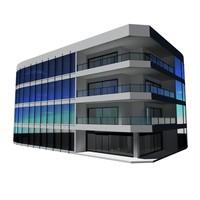 floors building 3d 3ds