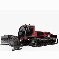 Prinoth T4S  Snowcat