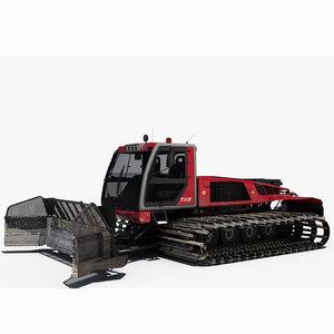 3d prinoth t4s snowcat