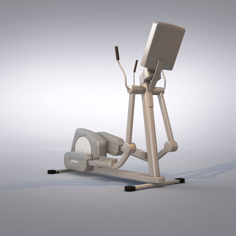 elliptical machine max