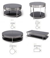 max set tables arketipo ula