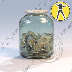 max coins jar