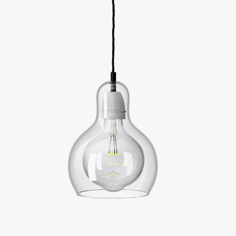 mega bulb sr2 3d model