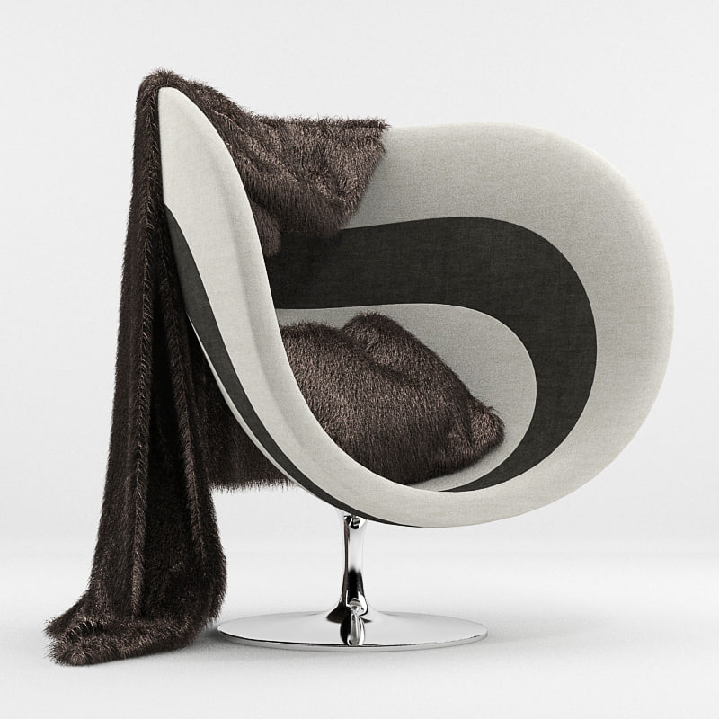 max contemporary chair