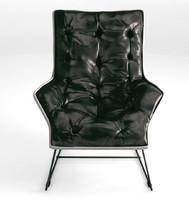 zanotta grandtour armchair 3d model