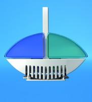 toilet cleaner 3d model