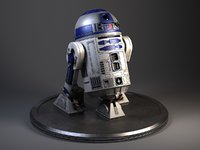 R2D2 Star Wars Droid Robot