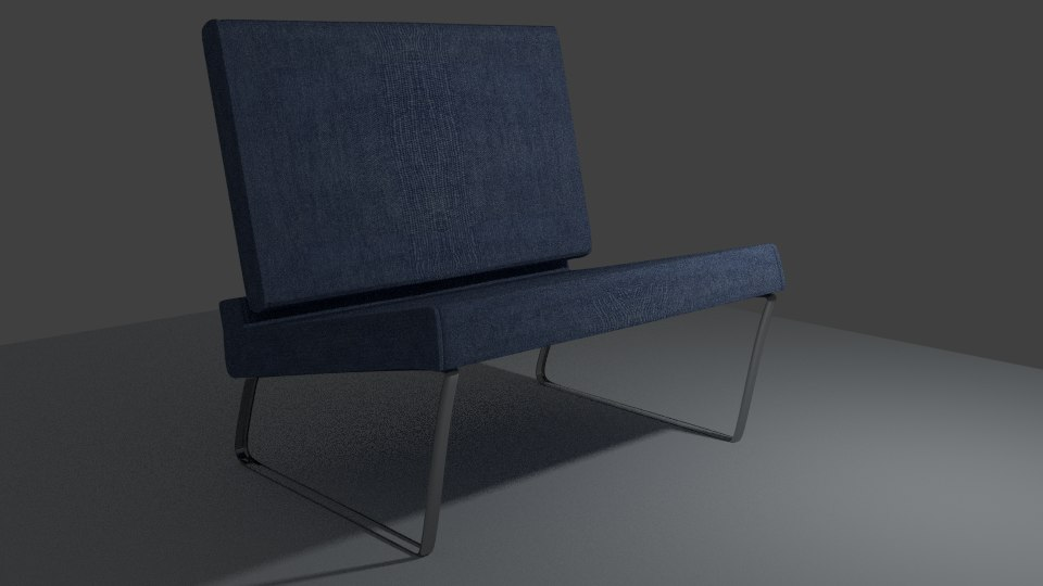 free blend model chair