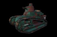 Tank Ft17
