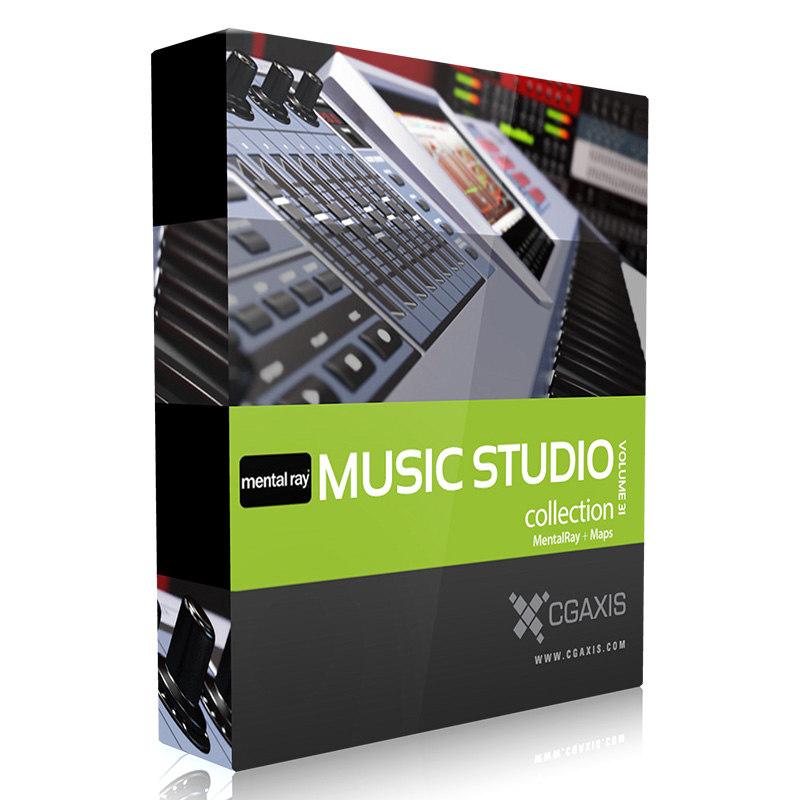 maya volume 31 music studio