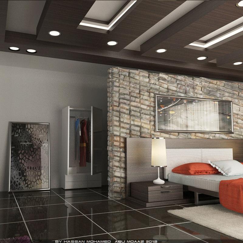 master bedroom scenes