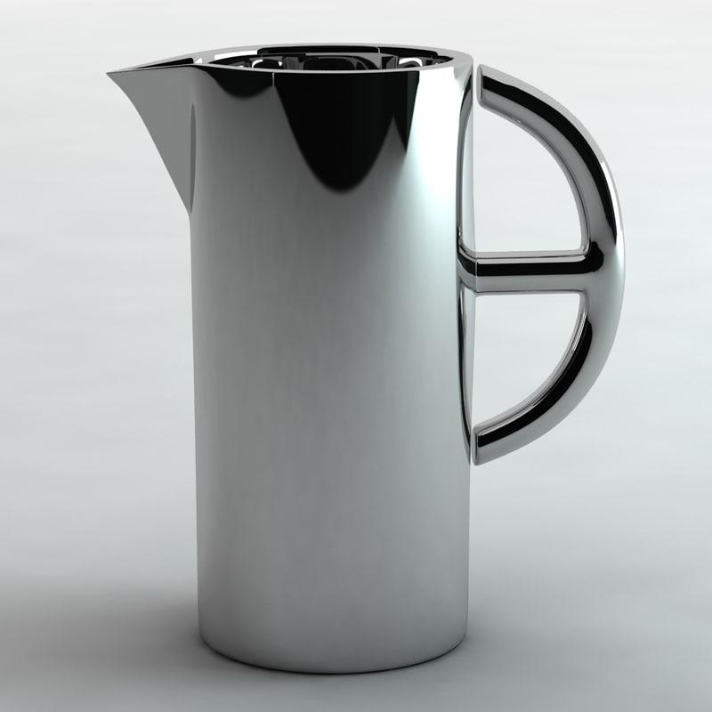 3d model of eichholtz pitcher boa