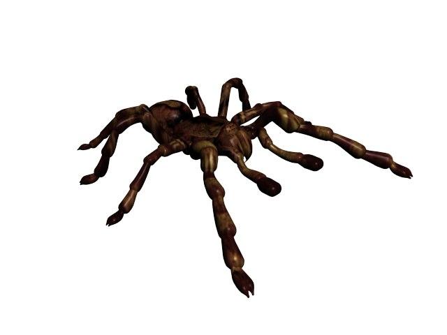 3ds tarantula