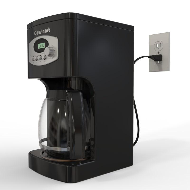 coffeemaker carafe obj