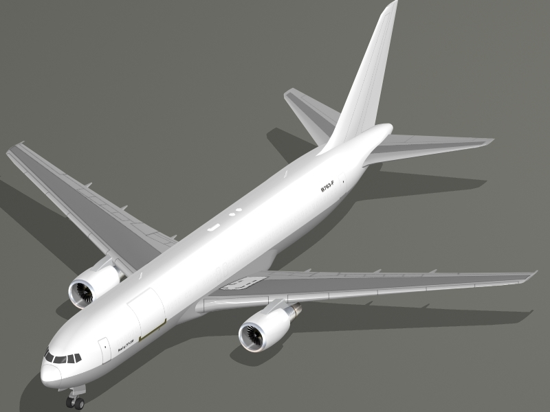 max b 767-300 er freighter
