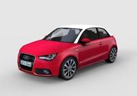 Audi A1 - Multicolor