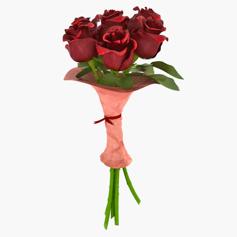 bouquet roses x
