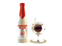 3d delirium tremens red