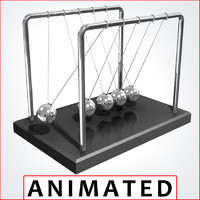 Executive Toy Newtons Cradle